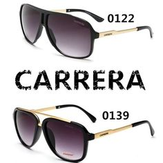 df02f773c6ed0 Fashion Carrera Sunglasses 0122 0139 Mens Womens Unisex Matte Frame Full  Rim Carrera Glasses With New Box