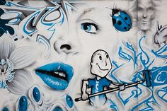 Graffiti Nerviano (IT) October 2012 art kunst streetart Italy Italië Photo by: Jascha Hoste