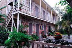 HOME: AT HOME IN TREMé - My New Orleans Creole Cottage, Lake Pontchartrain, Real Estate Prices, Side Garden, Pine Floors, Lush Garden, Iron Gates, House Built, Next Door