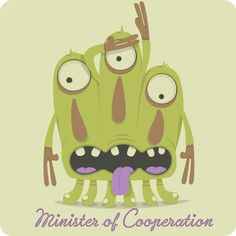 Minister of Cooperation