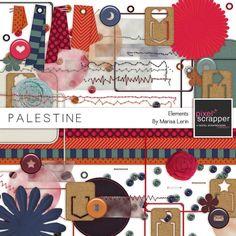 Palestine Elements Kit*