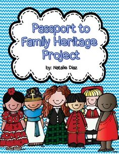 Passport To Family Heritage Project