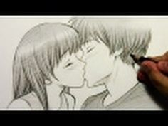 #  How to Draw People Kissing [HTD video #2] OMHG NOTE TO ALL MY FOLLOWERS THIS IS THE CUTEST VIDEO EVER, THE PERSON DOING IT IS SPOOOOOO FUNNY :)
