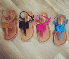 Bow Sandals♥♥