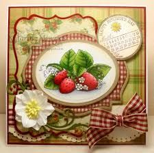 Image result for handmade cards using watermelons and ants
