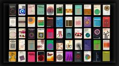 Animated Vintage Textbooks Cover By Henning M. Lederer - http://www.theinspiration.com/2017/08/animated-vintage-textbooks-covers-henning-m-lederer/
