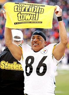 de58da2b5c3 Pittsburgh Steelers Terrible Towel Here We Go Steelers