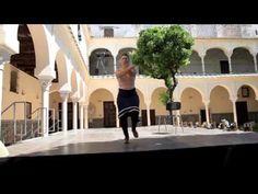 1ª clase Pastora Galván para el flashmob de la Bienal 2014 - YouTube