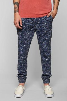 Vanguard Screech Nu Wave Jogger Pant