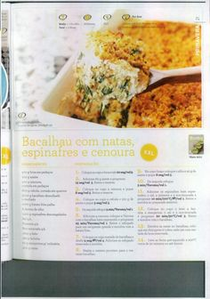 Livro 150 receitas as melhores 2011 Gluten Free Recipes, Healthy Recipes, Healthy Food, Kitchen Reviews, Portuguese Recipes, Happy Foods, Carne, Cooking Tips, Food To Make