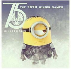 Hunger Games Minion
