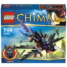LEGO Chima: Razcal's Glider (70000)