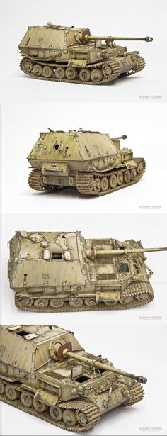 Sdkfz 184 Ferdinand - 1:35 by Dragon