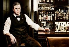 Get to know these five Vancouver bartenders – wise, fearless curators of the refined buzz – and start sipping on a whole new level Bartender Uniform, Rosewood Hotel, Downtown Vancouver, The Secret, Drinking, Bartenders, Webtoon, Tops, Restaurant