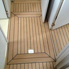 Before And After Gallery Ameriteak Northwest Boat Flooring Alternative