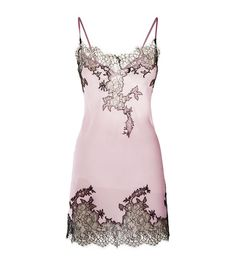 Marjolaine Lace Trim Corset Chemise available to buy at Harrods.Shop clothing online and earn Rewards points. Bride Dressing Gown, Floral Dress Outfits, Romantic Outfit, Cute Lingerie, Clothes Pictures, Formal Evening Dresses, Glamour, Costume, Retro Outfits