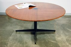CONTEMPORARY SHOWROOM - Furniture & Interior Design » Osvaldo Borsani for Tecno, Italy 1954