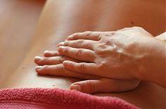 Partner Massage Class - mmmm!