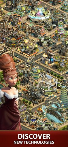 Forge of Empires: Build a City on the App Store Games For Teens, Adult Games, Forge Of Empire, New Territories, Age Of Empires, Building An Empire, Building Games, Some Games, Strategy Games