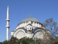 Nuruosmaniye Mosque - Ottoman architecture - Wikipedia, the free encyclopedia
