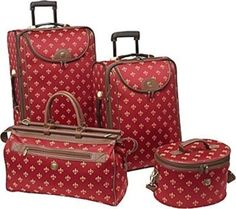 10 Most #Fashionable Luggage Pieces ...