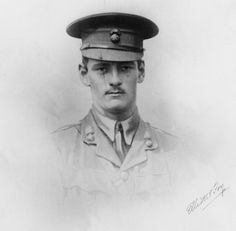Sec-Lieut. Edward James Vibart Collingwood-Thompson. 2nd Bn Royal Welch Fusiliers(8.12.1893 10.9.1914) Shot at the Battle of the Marne on 9 9 DOW  10 9 at La Ferté-sous-Jouarre. Buried Perreuse Chateau Franco British National Cemetery. Grave Ref: I. D.46. The first officer of his battalion to fall. Only son of the late Edward Collingwood-Thompson & of Mrs. Andrew Wylie (formerly Collingwood-Thompson), of 4 Queen Anne St, Cavendish Sq, London.