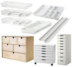 Makeup Storage From IKEA | miss budget beauty | Bloglovin'