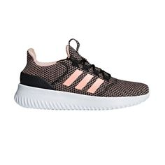 896fdc4dce8264 adidas Cloudfoam Ultimate Womens Lace-up Running Shoes