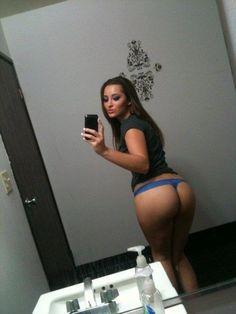 Selfie in a public toilet :)