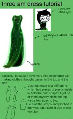 Image result for homestuck 3 in the morning dress