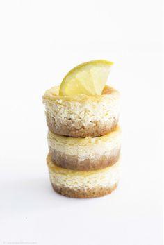 Leckere Mini Zitronen Cheesecakes & eine Liebeserklärung an das Theater