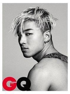 Taeyang shows his charms in 'GQ Korea' pictorial | Koogle TV