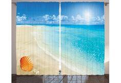 Beach Life Curtain Panel