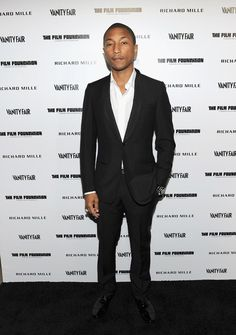 #StyledtoRock mentor Pharrell Williams definitely qualifies for all hot guy boards on Pinterest – REPIN if you agree!