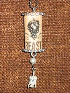 cork necklace Cork - Second life #wine #winetour #DIY winetour4u@gmail.com
