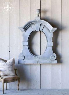 Antique Dormer Zinc Window; Antique Dormer Zinc Window image 2 ...