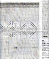 Gallery.ru / Фото #42 - Rico 59, 60, 61 - Fleur55555 Hardanger Embroidery