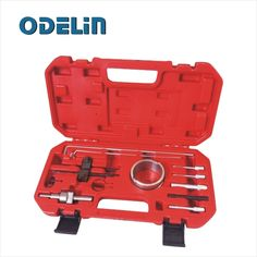 (52.25$)  Know more - http://aipwn.worlditems.win/all/product.php?id=2025739560 - Petrol Engine Timing Tools Kit For Citroen & Peugeot 1.8, 2.0 Belt Drive Eningine Tools