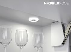 The LOOX 2040 provides a flexible solution for the 35 mm drill hole diameter and can be recess or surface mounted. The modular principle of the three colour temperatures provide complete design freedom. Available with a circular or square housing. Lighting Solutions, Downlights, Drill, Freedom, Surface, Led, Colour, Home, Design