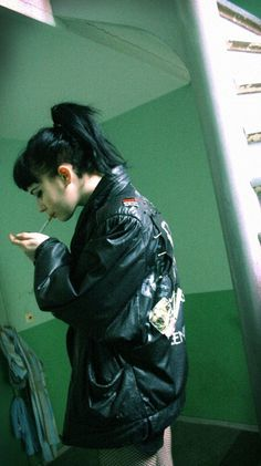 goth and punk style