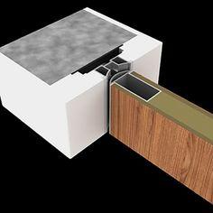 Modern interior doors with an invisible door frame | Anyway Doors UK