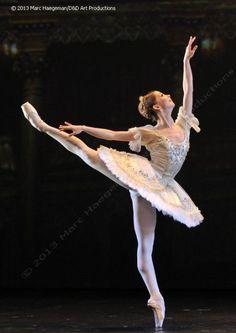 Evgenia Obraztsova in The Sleeping Beauty