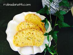 Pane alla zucca con semi di zucca