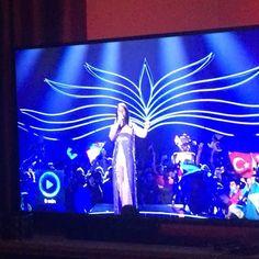 Omg! 😂😂😂😂😂 Go Aussie go! 😂😂😂😂😂 #flasher #eurovision