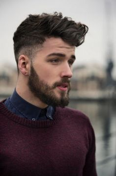 Do not just grow a short beard, rather use it to enhance your personality and manly look. Here are 70 most popular and trendy short beard styles you can try. Mens Haircuts 2015, Cool Mens Haircuts, Cool Hairstyles For Men, Popular Haircuts, Hairstyles Haircuts, Gorgeous Hairstyles, Casual Hairstyles, Pixie Haircuts, Layered Haircuts