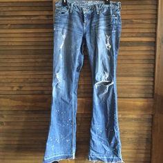 Guess jeans Guess jeans size 28 Guess Jeans Flare & Wide Leg