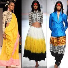 Masaba gupta! Love her work n creativity!