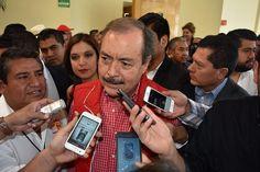 """El Comité Directivo Estatal del PRI en Michoacán, bajo la dirigencia de Víctor Silva Tejeda, condena la violencia contra periodistas y defensores de los derechos humanos, """"hechos que lastiman a ..."""