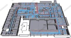 Pioneer in the HVAC BIM modeling industry with more than 1000 successful project completion. Bim Model, Hvac Design, System Architecture, Low Water Pressure, Bathroom Plumbing, Building Systems, Project Management, Engineering, Floor Plans