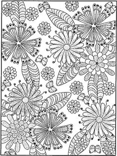 coloring pages by beckes